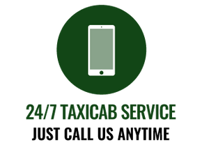 24/7 taxicab service - just call us anytime
